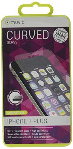 Muvit mutpg0185vidrio templado para iPhone 7 Plus