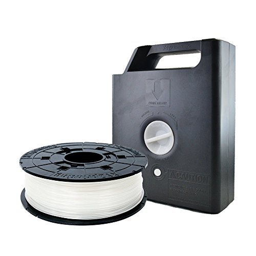 XYZprinting 1.75 mm PLA Refill Filament - Pearl White