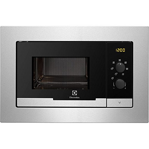 ELECTROLUX - Microondas Integrable - Electrolux Emm20007Ox, 800 W, 20