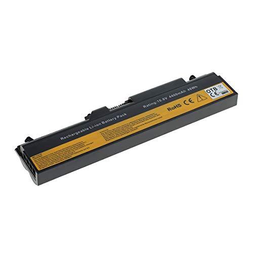 Akku für IBM Lenovo ThinkPad L410, L412, L420, L510, L512, L520, SL410, SL510, T410, T420, T510, T520, W510, W520, Edge E40, E50, E520, 4.400 mAh, 11.1V, Lithium Ionen Akku