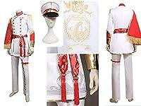 イケメン革命 アリスと恋の魔法 赤の軍 ヨナ=クレメンス コスプレ衣装
