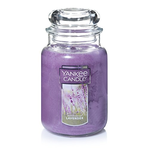 Yankee Candle Large Jar Candle Lavender