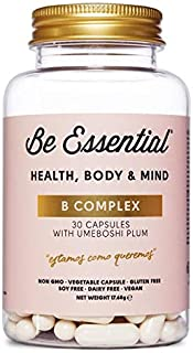 Be Essential - B Complex: vitaminas