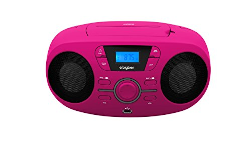 BigBen Interactive CD61_USB Radiorekorder (MP3)