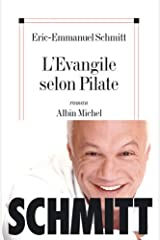 L'Evangile selon Pilate Format Kindle