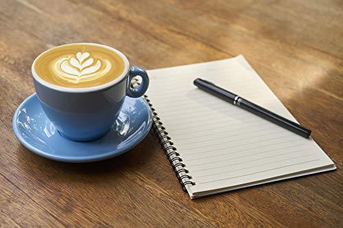 Caffè Corsini - Caffè in Grani Espresso, Intenso e Cremoso - Confezione da 1 Kg di Chicchi di Caffè Tostati