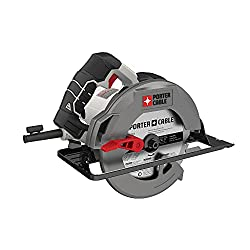 PORTER-CABLE PCE300 corded circular saw analysis