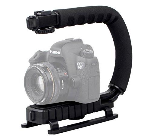 Khalia-Foto ayex Action Grip Video Stabilizer für Camcorder und DSLR - Schwebestativ für ruhige Videos