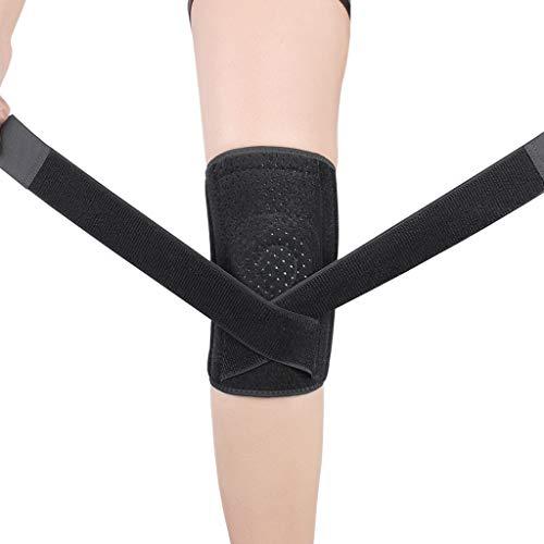 Kniebeschermers sport voor mannen en vrouwen in de uitvoering met beschermers voor de kniebeschermers.