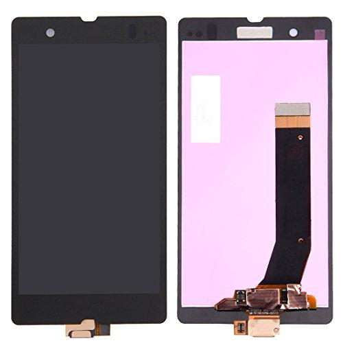 Repuestos Sony Pantalla LCD reemplazo de la asamblea del digitizador de la Pantalla táctil for Sony Xperia Z / C6603 / C6602 / L36 / L36h / 7310