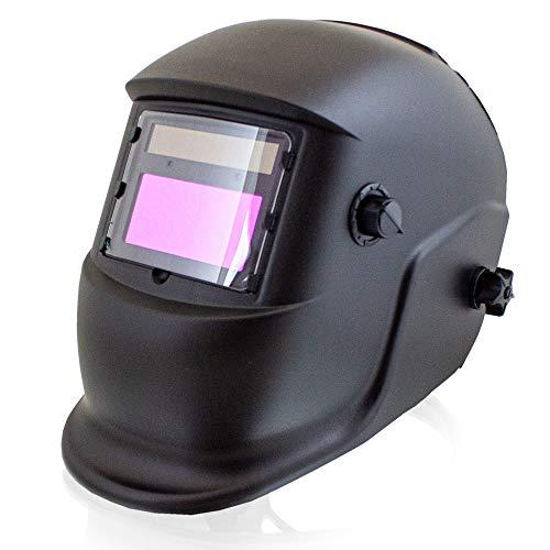 BITUXX® Automatik Schweißhelm Schweißmaske Schweißschirm Automatikhelm