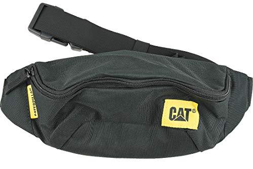 Caterpillar BTS Waist Bag 83734-01, Unisex, Black/Yellow