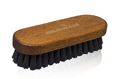 Colourlock Leather & Textile Cleaning Brush for car interiors, alcantara car seats and leather furniture upholstery
