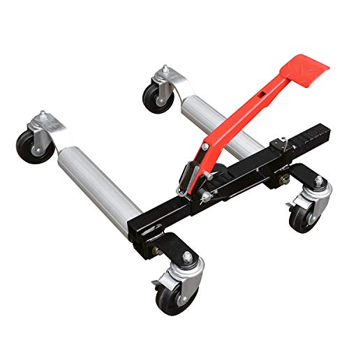 Sunex 1500-Pound Hydraulic Wheel Dolly