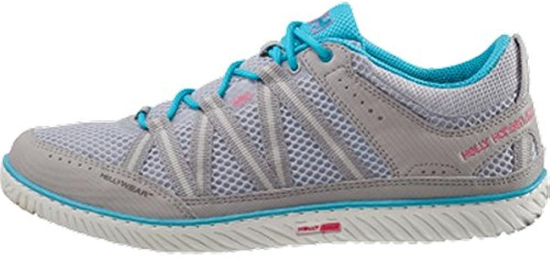 Helly Hansen 2016 Ladies Sailpower 3 shoes Light Grey 10831