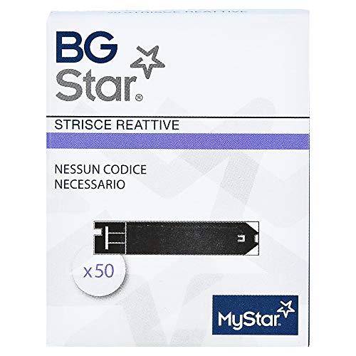 BGSTAR Teststreifen 50 St