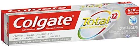 Colgate Total Advanced Clean Antibacterial Fluoride