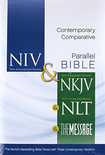 Compare Textbook Prices for NIV, NKJV, NLT, The Message, Contemporary Comparative Parallel Bible, Hardcover: The World's Bestselling Bible Paired with Three Contemporary Versions Special edition Edition ISBN 9780310436928 by Zondervan