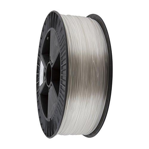 Prima Filaments PS-PETG-285-2300-CL PrimaSelect PETG Filament, 2.85 mm, 2, 3 kg, Clear