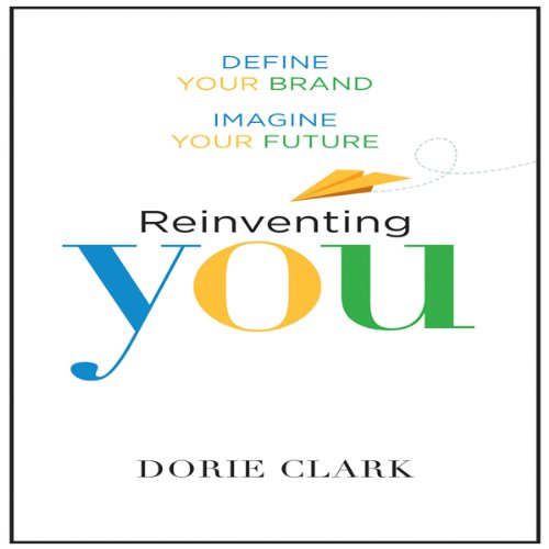 Reinventing You audiobook cover art