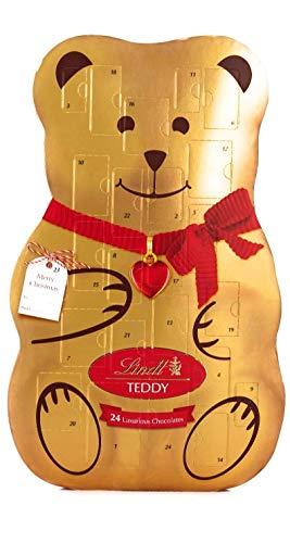 Lindt Teddy Calendario de Adviento 3D de lujo 310 gramos