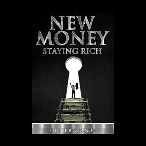 New Money audiobook cover art