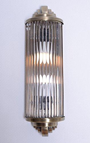 Kinoleuchte Art Deco Wandlampe Wandleuchte Klassik Leuchte Kinolampe xc03 Palazzo Exclusiv