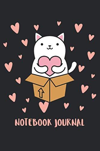 Notebook journals valentine