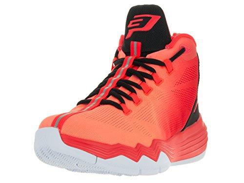 Nike Herren Jordan CP3.IX AE Basketballschuhe, Rojo (Infrared 23 / Infrared 23-Black), 42 EU
