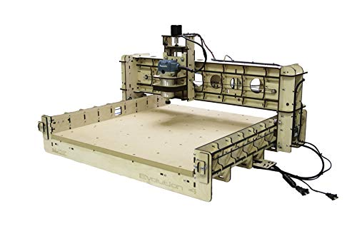 BobsCNC Evolution 4 CNC Router Kit with the Router Included (24
