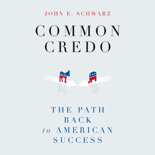 Common Credo audiobook cover art