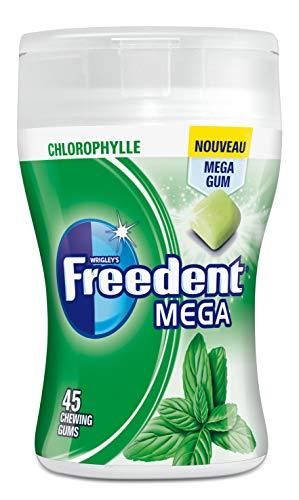 Freedent Chewing-gums Chlorophylle - La mega box de 45 dragées