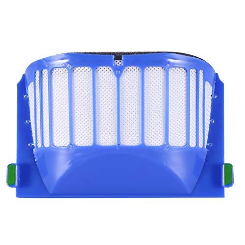 Garosa HEPA-Filterbürste kompatibel für Roboter-Staubsauger-Teile der iRobot Roomba 500 600-Serie(10PCS)