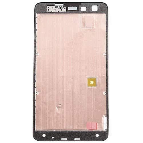NO-LOGO Repair Parts Compatibile con la Cornice dello Schermo dell'alloggiamento Anteriore del Nokia Lumia 625