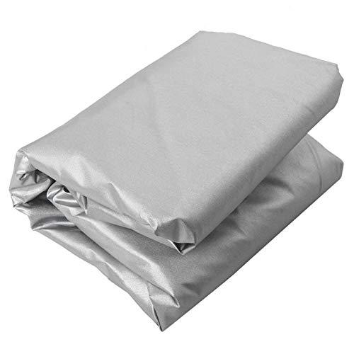 EVTSCAN Bolsas de colchón Reutilizables para mudanzas: Funda Protectora de colchón Extra Gruesa con Asas Resistentes y Cremallera Resistente(196 * 38 * 107cm)