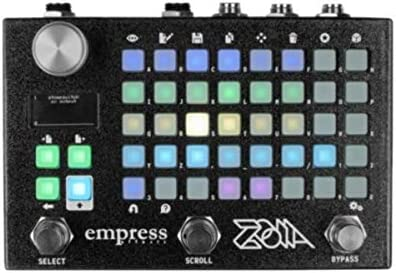 Empress Effects ZOIA Modular Synthesizer and Guitar Multi Effects Pedal product image