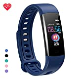 moreFit Kids Fitness Tracker with Heart Rate Monitor,Waterproof Activity Tracker Watch with 4