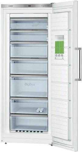 Bosch GSN54GW40 Gefrierschrank / A+++ / Gefrieren: 323 L / Weiß / SuperGefrieren / No Frost
