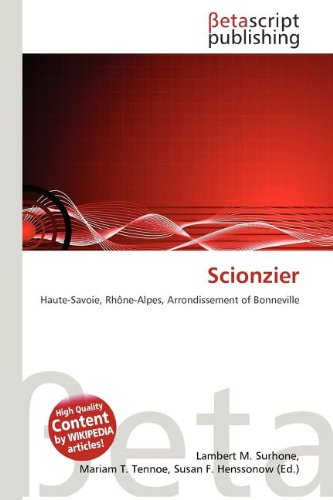 Scionzier