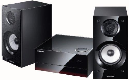 Samsung MM G 35 R Kompaktanlage (CD-/MP3-Player, 160 Watt, CD Ripping, USB 2.0) Hochglanz