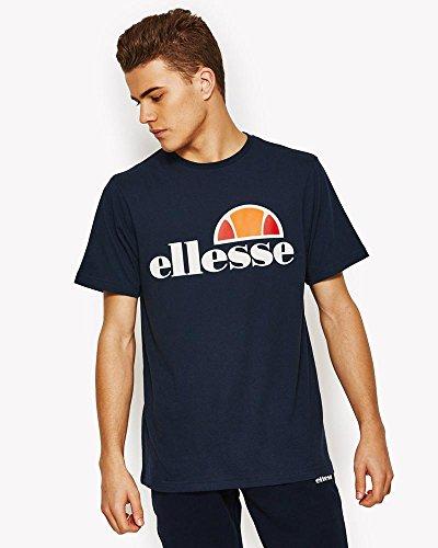 "ellesse Prado Dress Blue T-Shirt Medium 38"" Chest Navy"