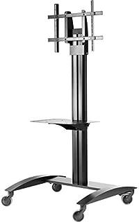 Peerless-av Sr560m-ab Flat Panel Cart - 32 To 75 Screen Support - 250 Lb Load Capacity - Flat Pan