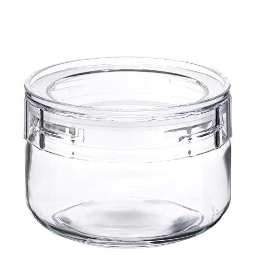 セラ―メイト 保存 容器 ガラス キャニスター 350ml チャーミークリアー タフ TS2 日本製 221046