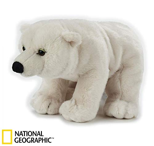 Venturelli Peluche Oso Polar Animal Bosque Peluches Juguete