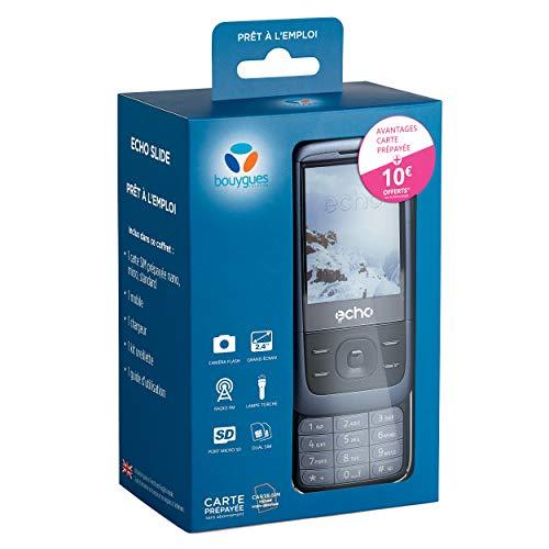 Pack Bouygues Telecom Echo Slide pizarra.