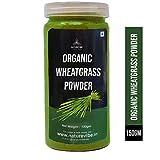 Naturevibe Botanicals Organic Wheatgrass Powder - 150gm