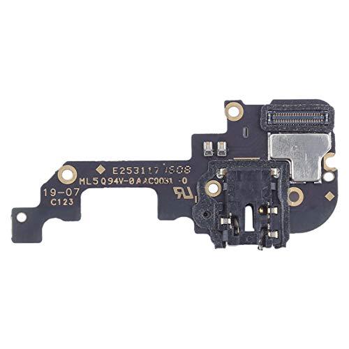 ZHANGJIALI Teléfonos Móviles Piezas de Repuesto Módulo de reemplazo de Reparación Auriculares Jack Junta con micrófono for OPPO R9