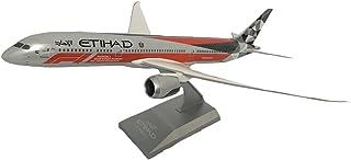 1/100 Etihad Airways Boeing B787 Dreamliner LARGE RESIN MODEL AIRCRAFT