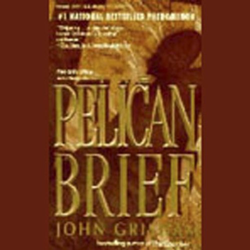 The Pelican Brief cover art