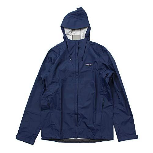 [パタゴニア] メンズ トレントシェルジャケット Mens Torrentshell 3L Jacket 85240 Lサイズ CLASSIC NAVY [並行輸入品]